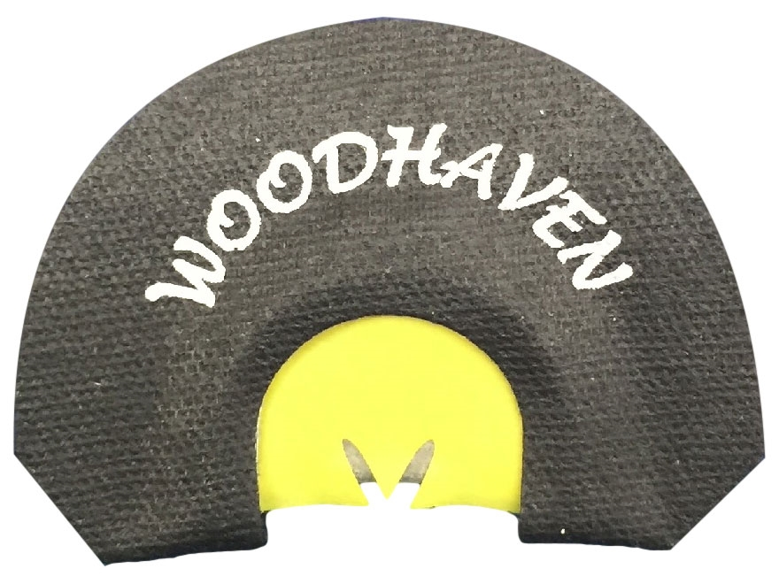 Woodhaven Black Hornet Diaphragm Turkey Call