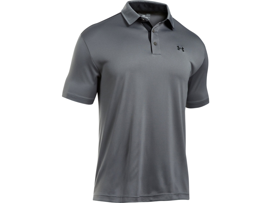 Under Armour Men's UA Tech Polo Shirt Short Sleeve Polyester