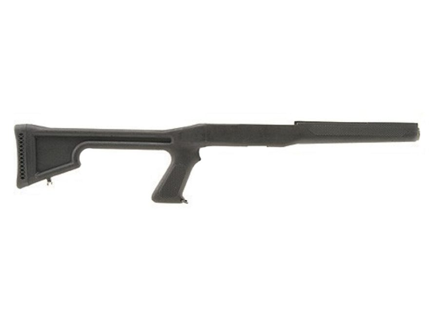 Choate Pistol Grip Rifle Stock Ruger Mini-14, Mini-30 Synthetic Black