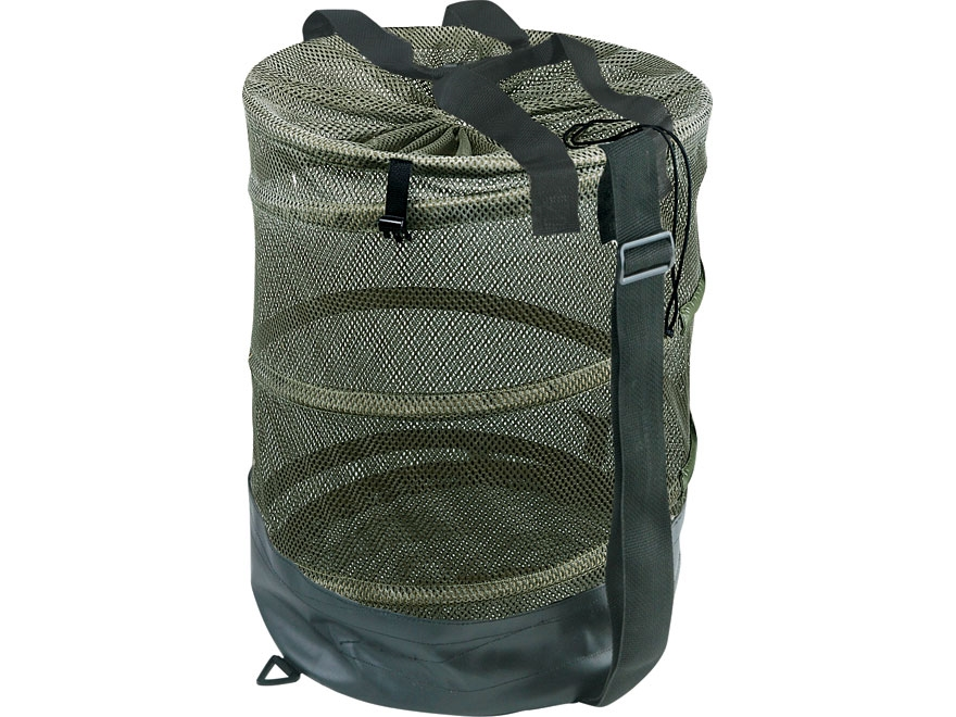Drake Stand-Up Decoy Bag Polyester Olive