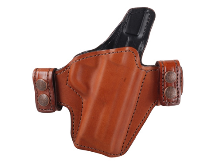 Bianchi Allusion Series 125 Consent Outside the Waistband Holster Leather