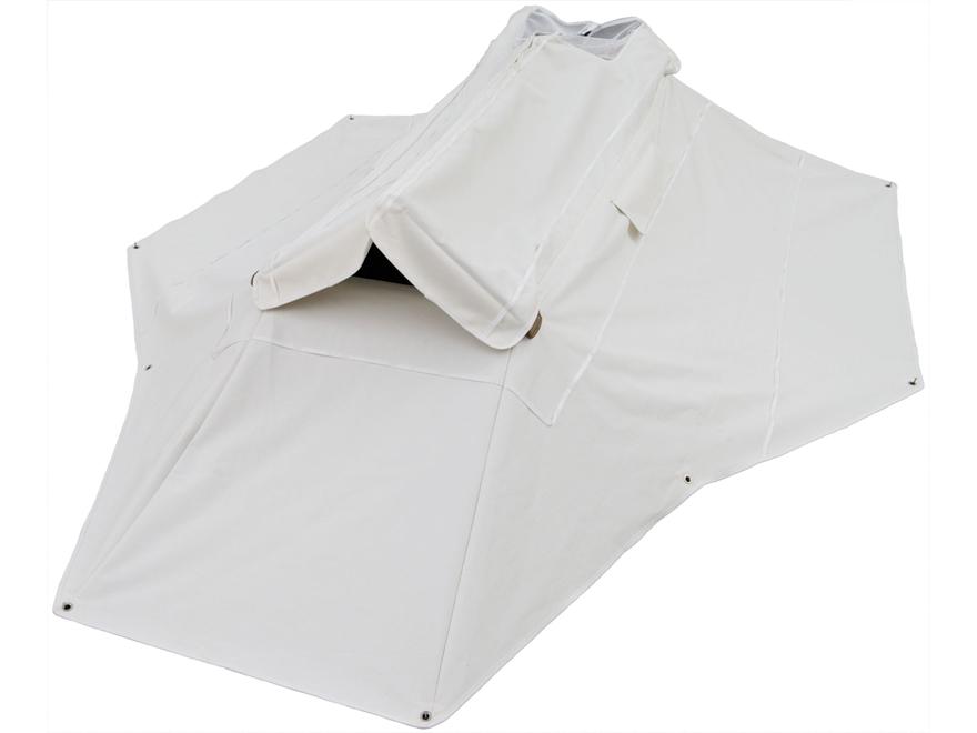 Delta Waterfowl Zero-Gravity Layout Blind Snow Cover