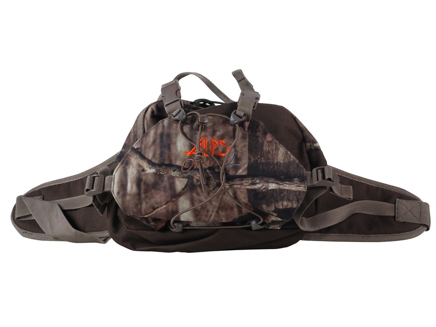 Alps Outdoorz Prospector Fanny Pack Polyester Realtree AP Camo