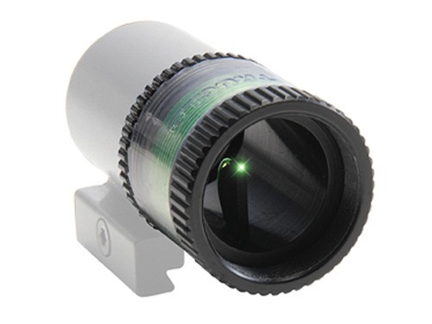 TRUGLO Airgun Globe Front Sight Match M18 Fits 18mm Front Sight Housing Fiber Optic Green