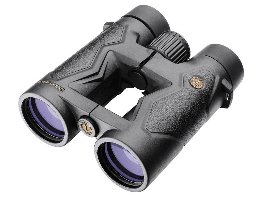 Leupold BX-3 Mojave Binocular 10x 42mm Roof Prism Armored Black