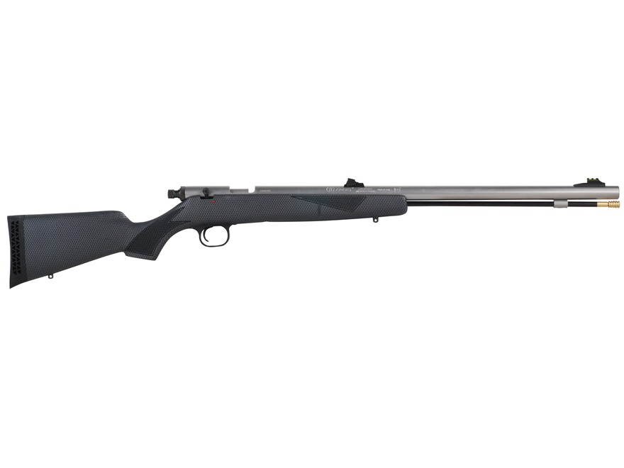 "Knight Littlehorn CarbonKnight Muzzeloading Rifle 50 Caliber 22"" Stainless Steel Barrel..."