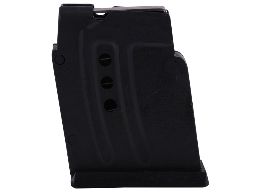 CZ Magazine CZ 452, 453, 512, 513 17 Hornady Mach 2 (HM2), 22 Long Rifle 5-Round Steel ...