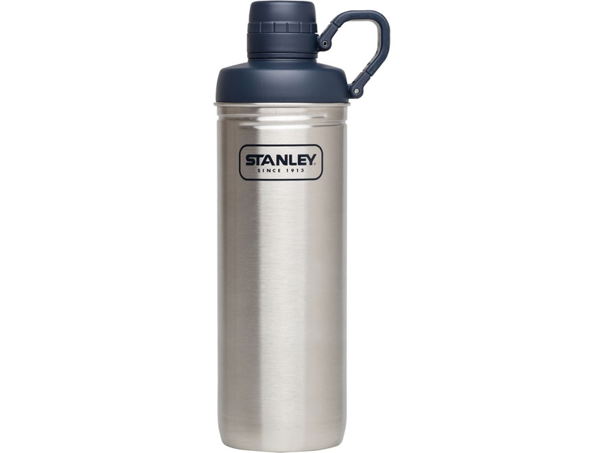 Stanley Adventure Steel Water Bottle 27 oz Stainless Steel