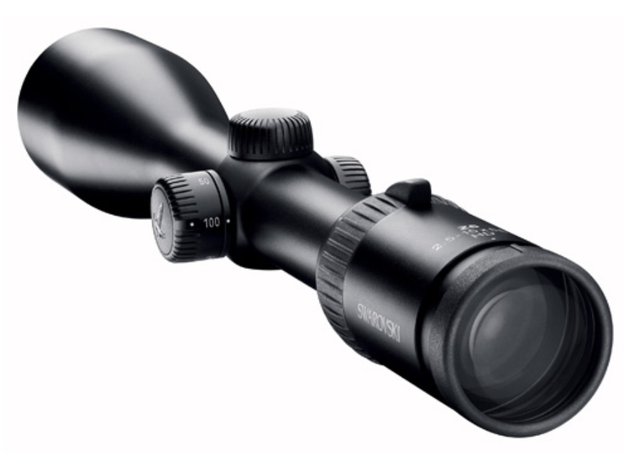 Swarovski Z6i 2nd Generation Rifle Scope 30mm Tube 2.5-15x 56mm 1/10 Mil Adjustments Si...