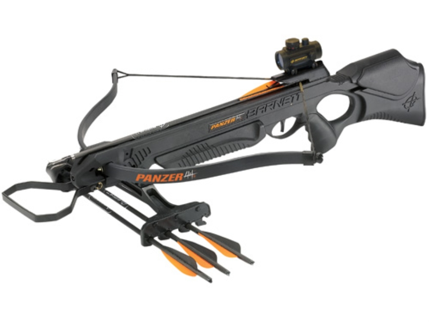 Barnett Panzer V Crossbow Package Black