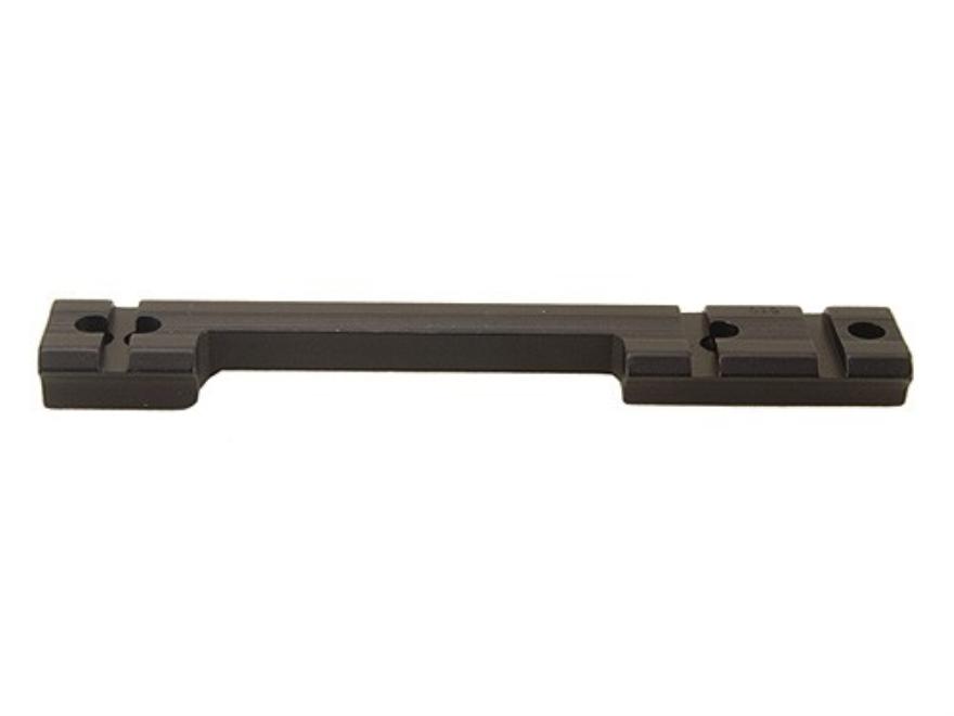 Ironsighter 1-Piece Weaver-Style Scope Base Remington 7 Matte