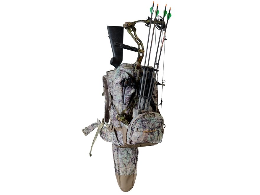Eberlestock X1 Backpack NT-7 and Nylon Hide-Open Western Slope Camo