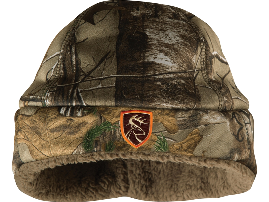 Drake Non-Typical Sherpa Silencer Beanie Polyester