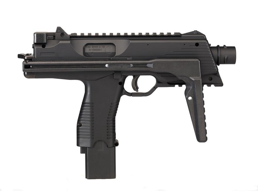 Gamo MP-9 Air Pistol 177 BB and Pellet Caliber Black
