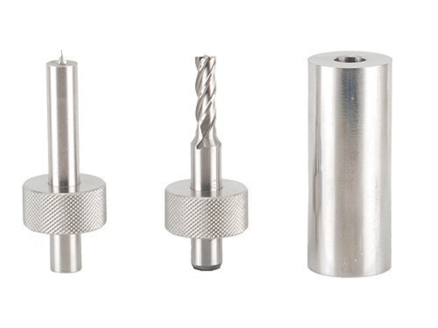 MCR Bullet Meplat Uniforming Tool 243 Caliber, 6mm