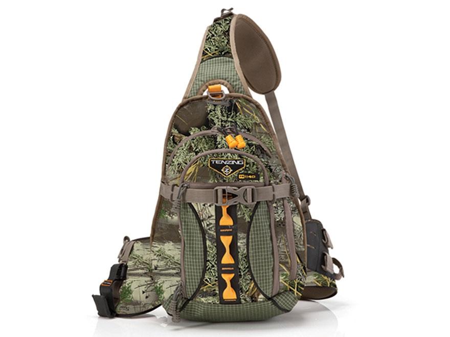 Tenzing TZ 1140 Single Sling Archery Backpack Nylon Ripstop