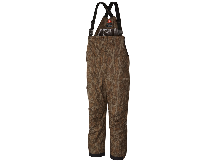 Columbia Men's Widgeon III Bibs Polyester