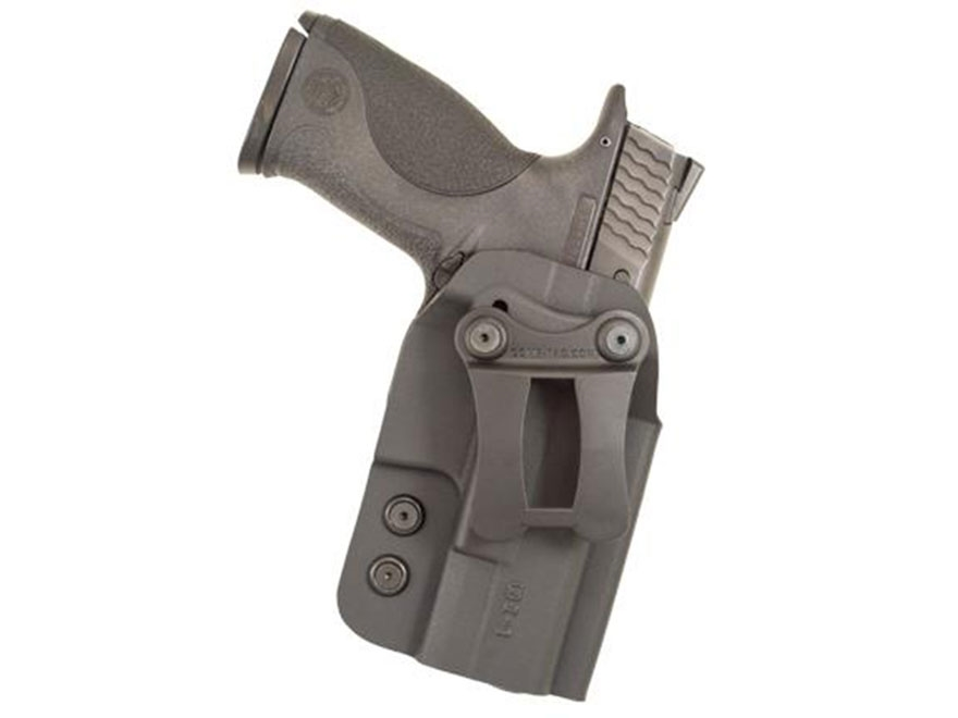 Comp-Tac QI Inside the Waistband Holster Ambidextrous Size 3 Glock 43, S&W Shield, Spri...