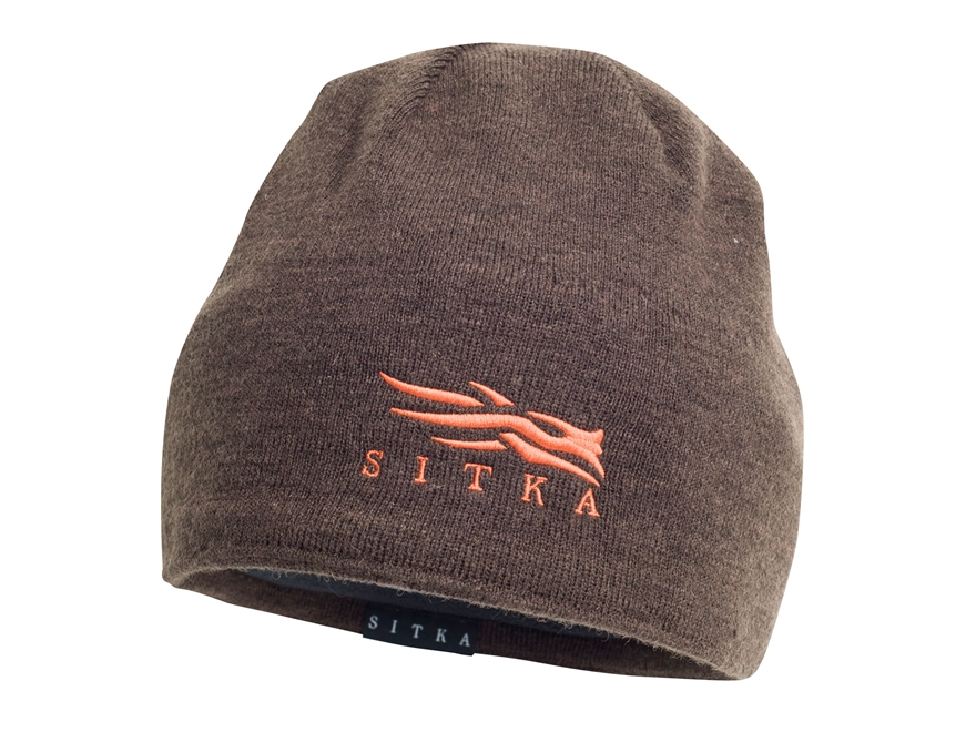 Sitka Gear Knit Beanie Polyester Mud