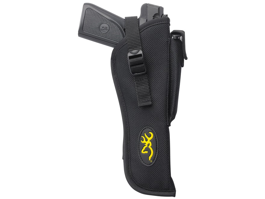 Browning Buck Mark Holster with Magazine Pouch Right Hand Nylon Black