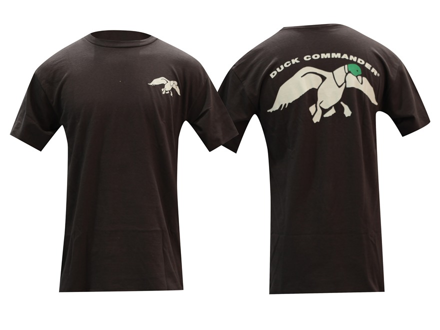 Duck Commander Men's Duck Logo Short Sleeve T-Shirt