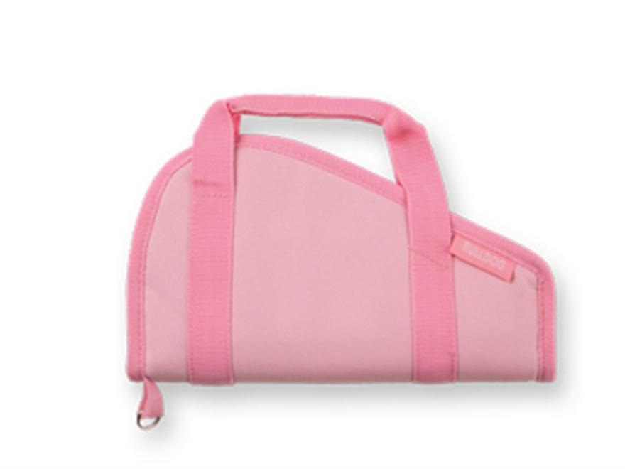"Bulldog Pistol Case 12"" Pink"