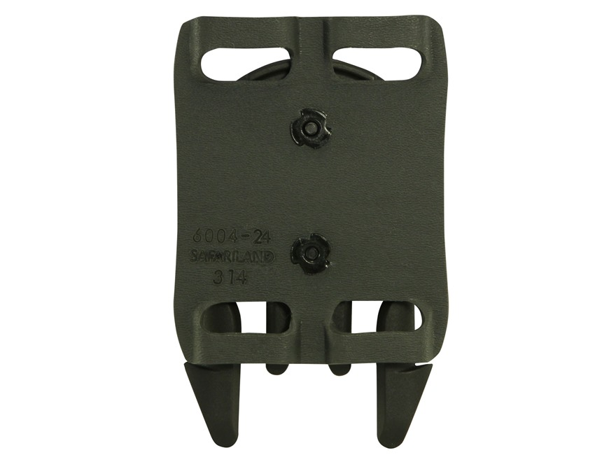 Safariland MOLLE Locking System MLS 24 Accessory Locking Fork on Small MOLLE Plate Poly...