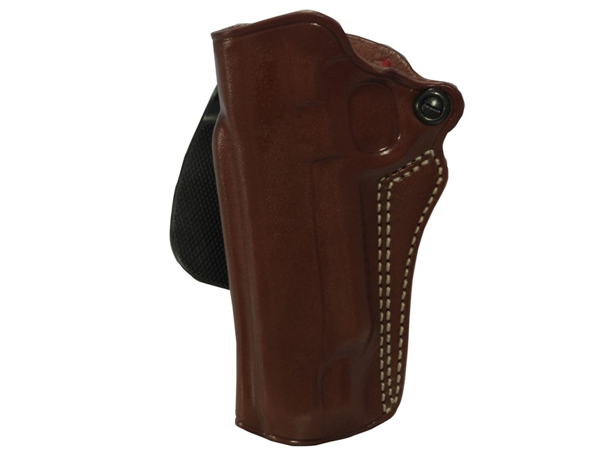 Galco Speed Paddle Holster 1911 Government Leather