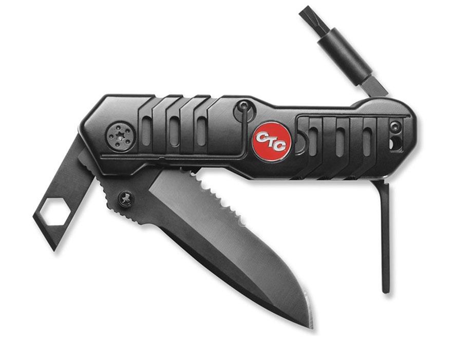 Crimson Trace CRKT Picatinny Multi-Tool Black