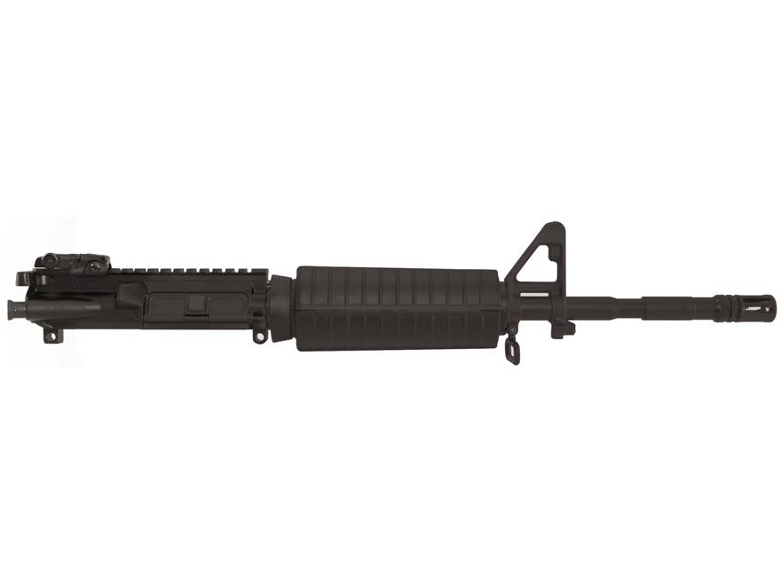 """Colt AR-15 Pistol Upper Receiver Assembly 5.56x45mm NATO 14.5"""" Barrel Flip Up Rear Sight"""
