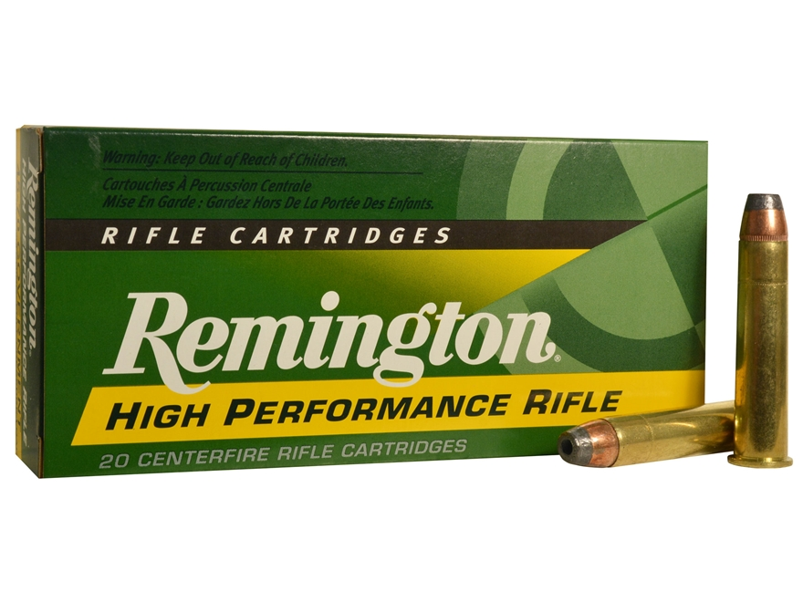 Remington Express Ammunition 45-70 Government 300 Grain Semi Jacketed Hollow Point Box ...