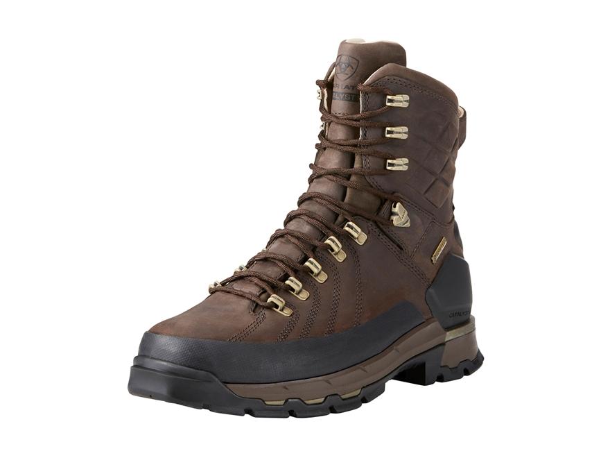 "Ariat Catalyst VX Defiant GTX 8"" Waterproof GORE-TEX 400 Gram Insulated Hunting Boots L..."