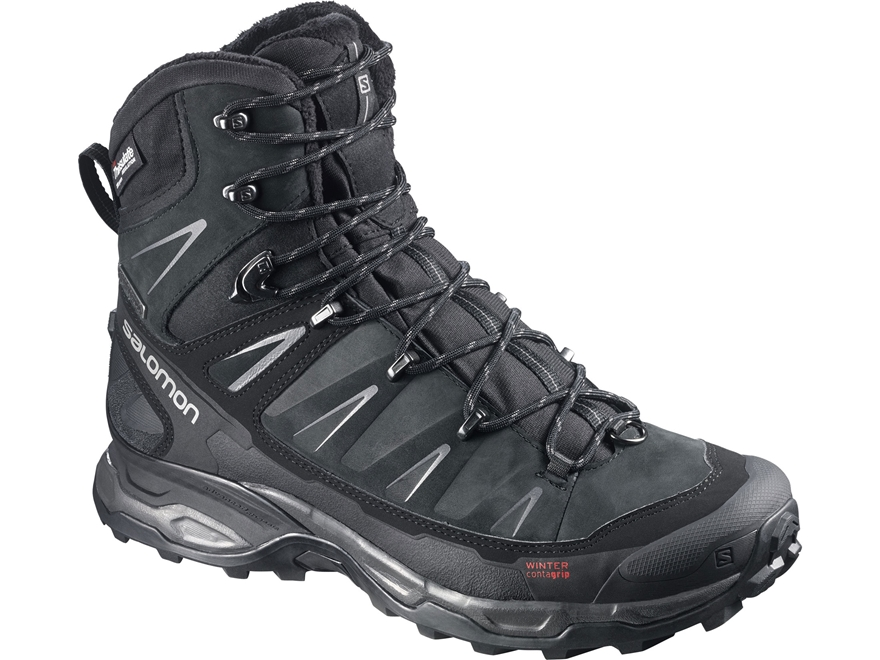 "Salomon X Ultra Winter CS 8"" 200 Gram Insulated Waterproof Hiking Boots Synthetic and L..."