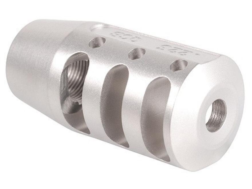 """PRI Muzzle Brake Quiet Control 1/2""""-28 Thread AR-15"""