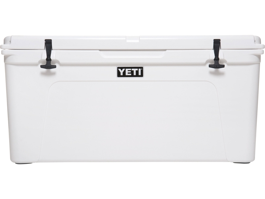 YETI Coolers Tundra 125 Qt Cooler Rotomold White