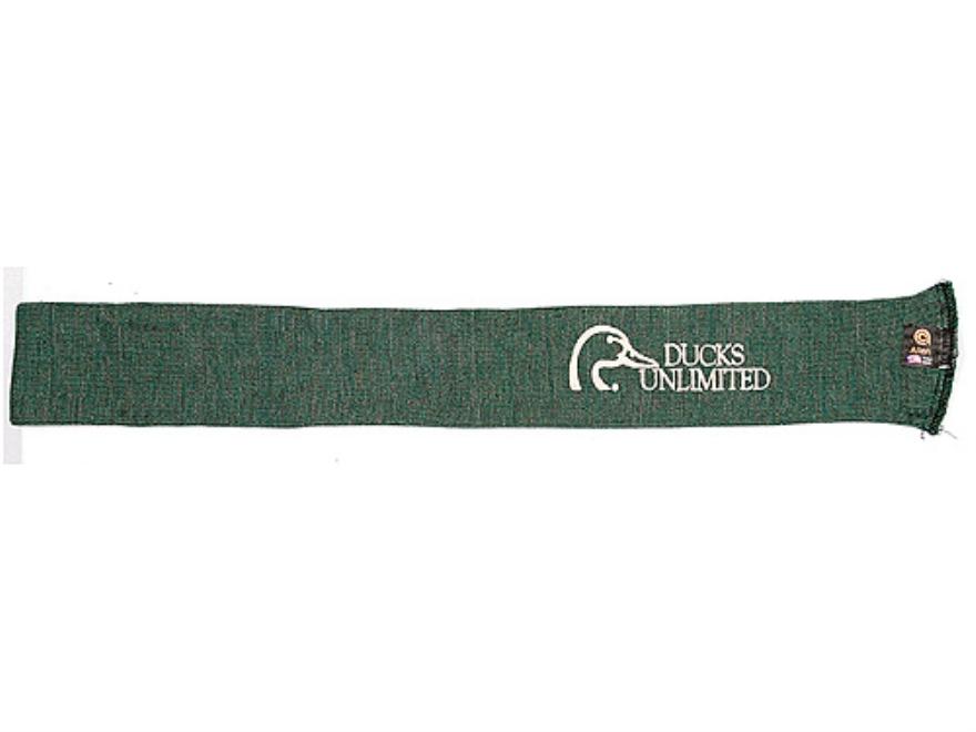 "Ducks Unlimited Rifle and Shotgun Gun Sock Silicone-Treated Polyester 54"" Green"