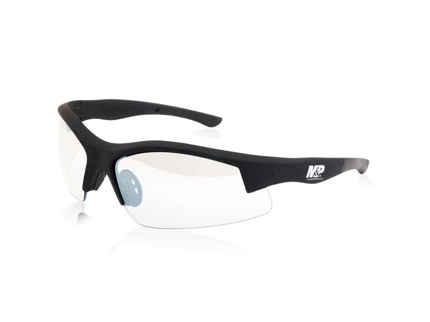Smith & Wesson M&P Super Cobra Shooting Glasses Black Frame