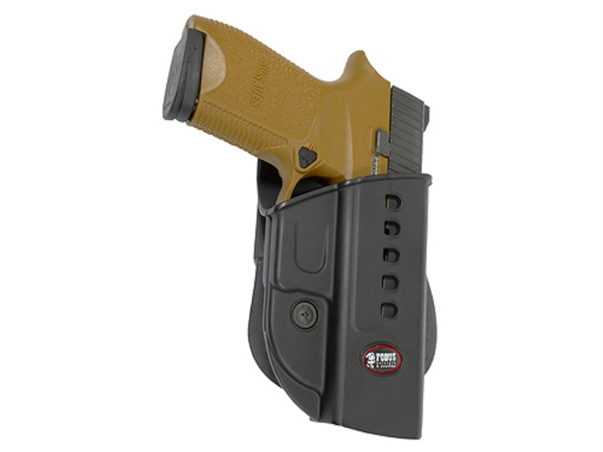Fobus Evolution Paddle Holster Right Hand P250 Polymer Black