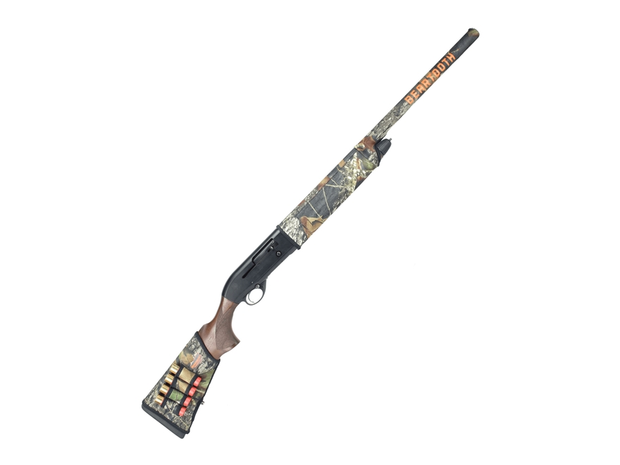 Beartooth Products 2-Piece Gun Cover Kit Semi-Auto Shotgun Model Neoprene