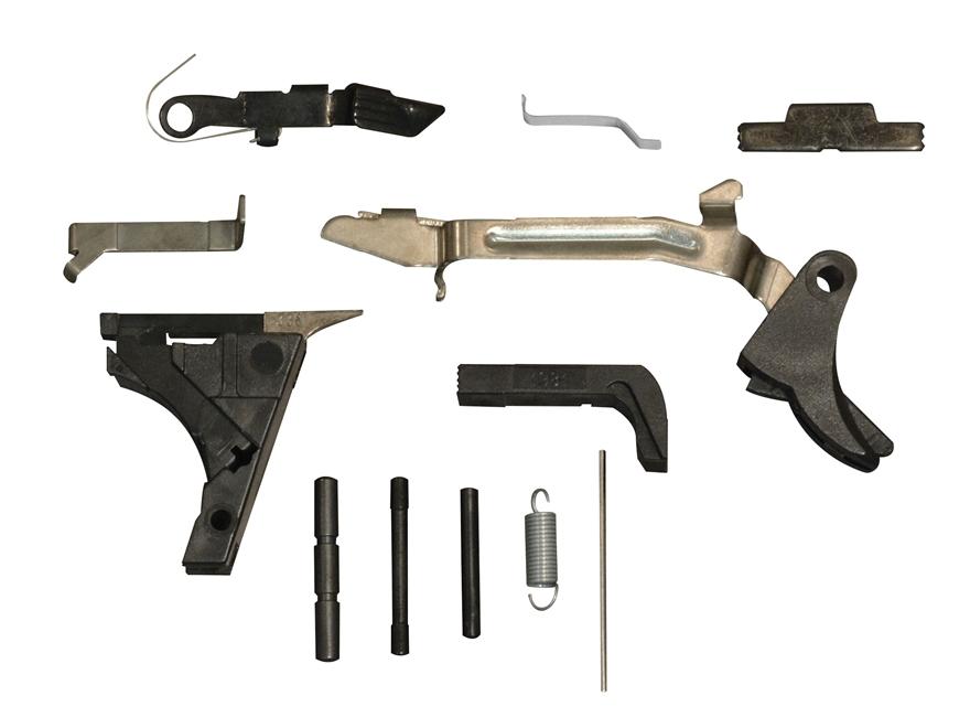 glock frame parts kit glock 19 9mm luger mpn glk19 lpk. Black Bedroom Furniture Sets. Home Design Ideas
