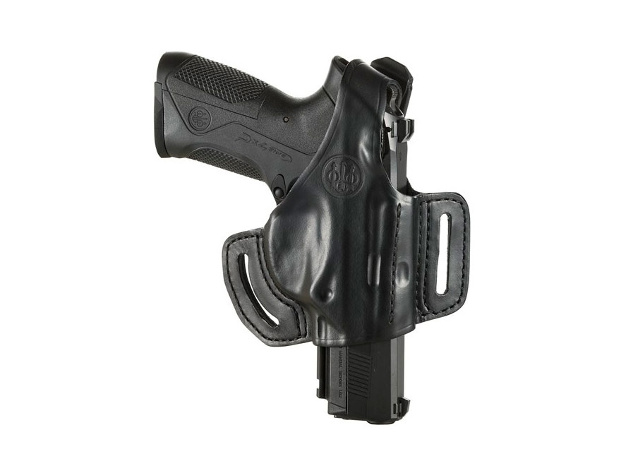 Beretta Mod. 2 Belt Holster PX4 Leather Black