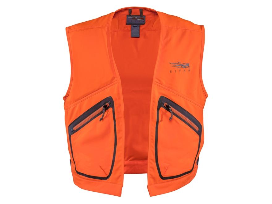 Gear Ballistic Vest Polyester Blaze Orange