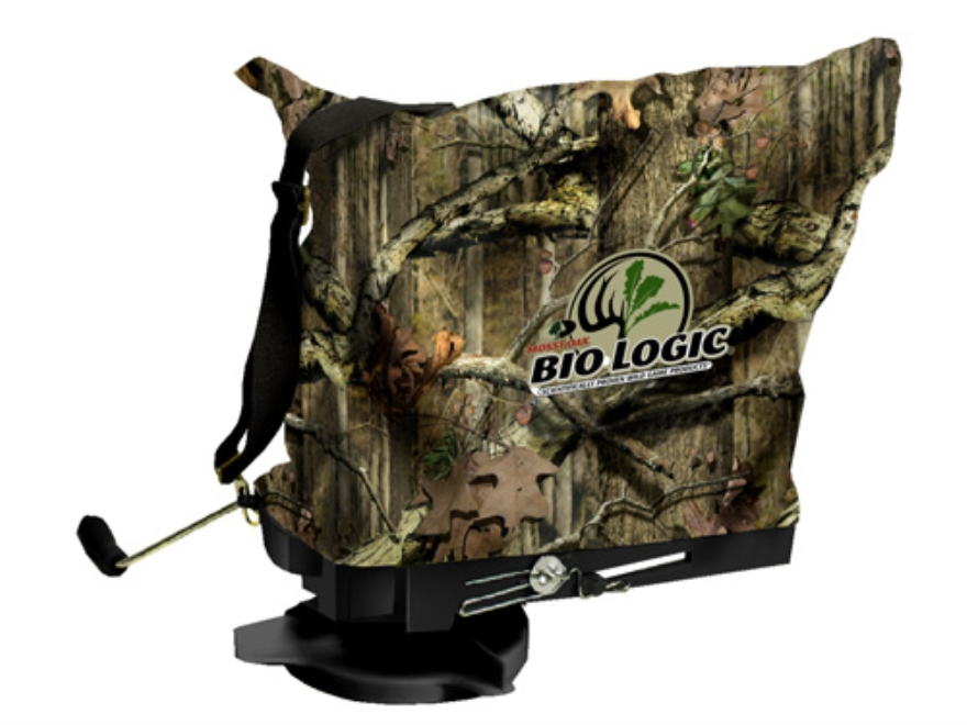 Biologic Hand Seeder Nylon Mossy Oak Break-Up Infinity Camo
