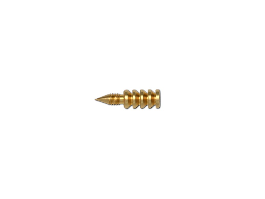Pro-Shot Tactical Pull Through Jag 30 Caliber, 7.62mm 8 x 32 Thread Brass