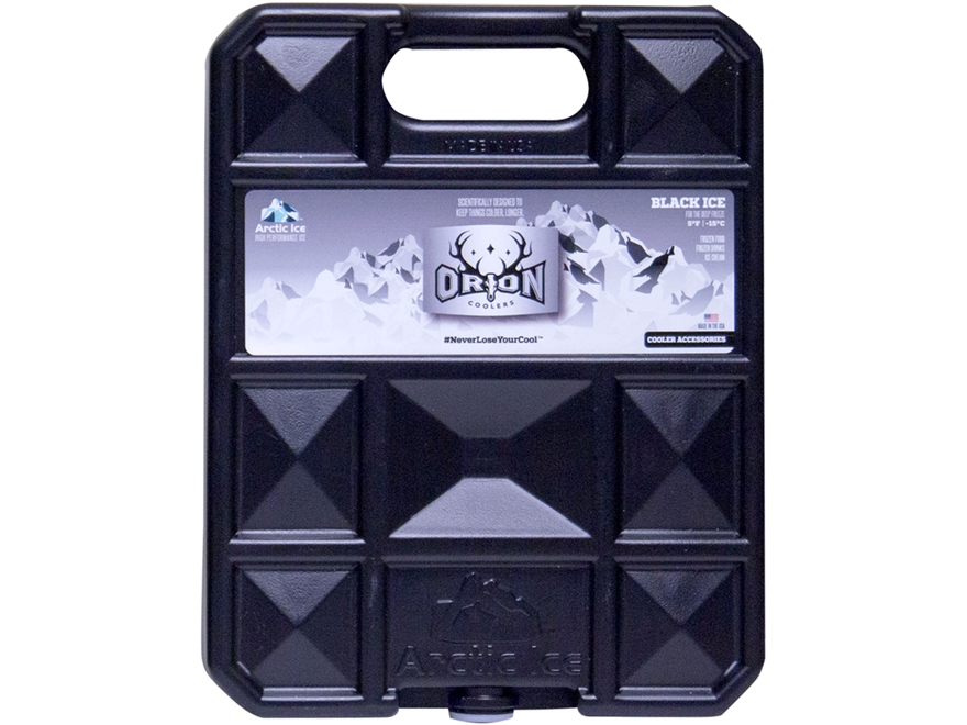 Orion Coolers Ice Substitute