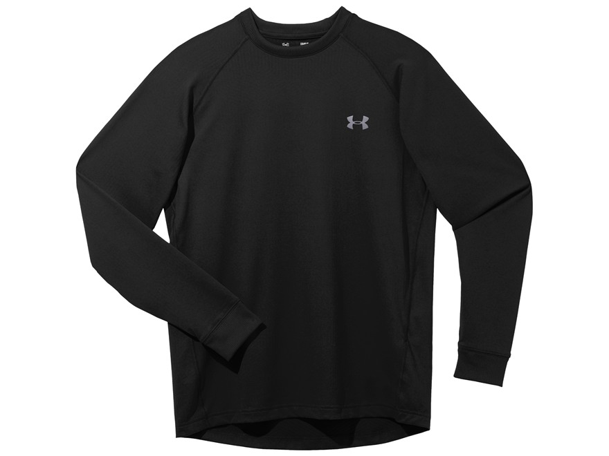 Under Armour Men's ColdGear Infrared EVO Crew Base Layer Shirt