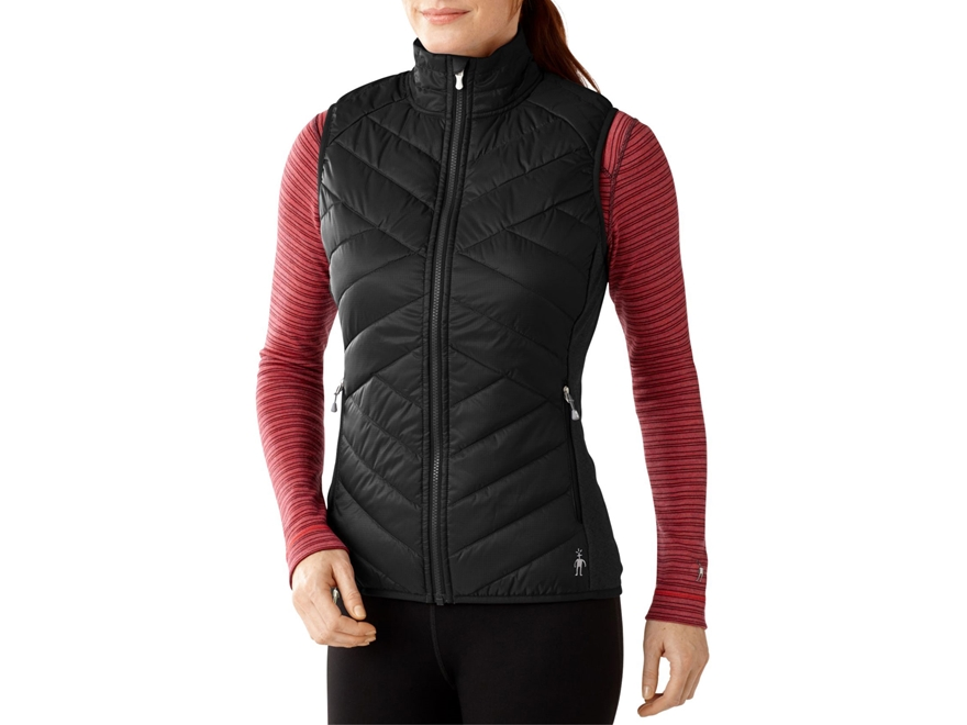 Smartwool Women's Corbet 120 Vest Merino Wool and Polyester
