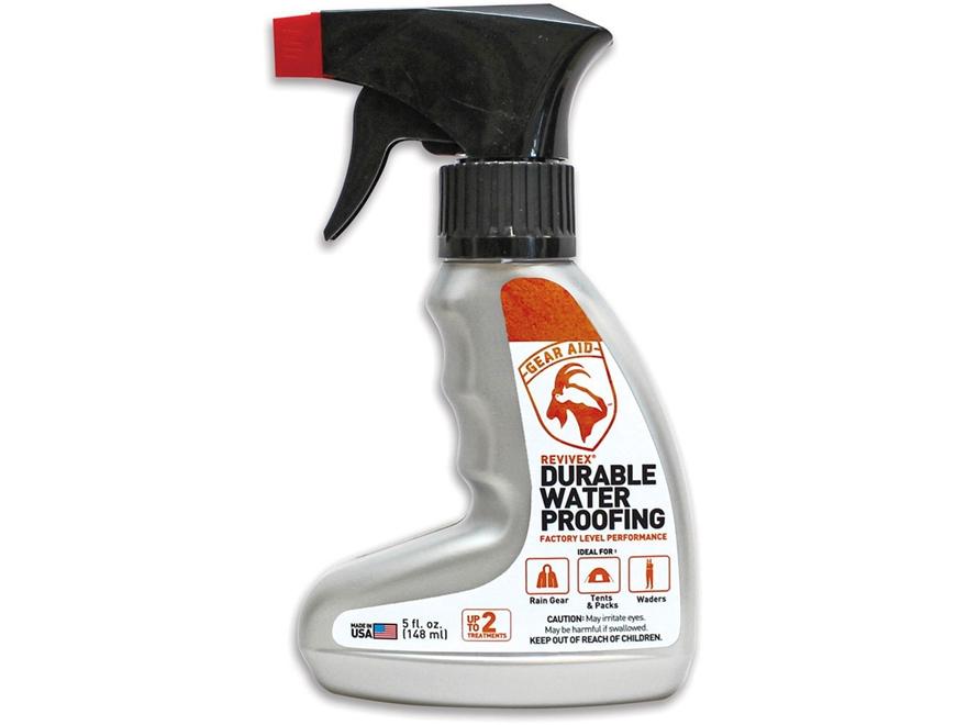 Gear Aid ReviveX Durable Waterproofing Gear Spray 5 oz