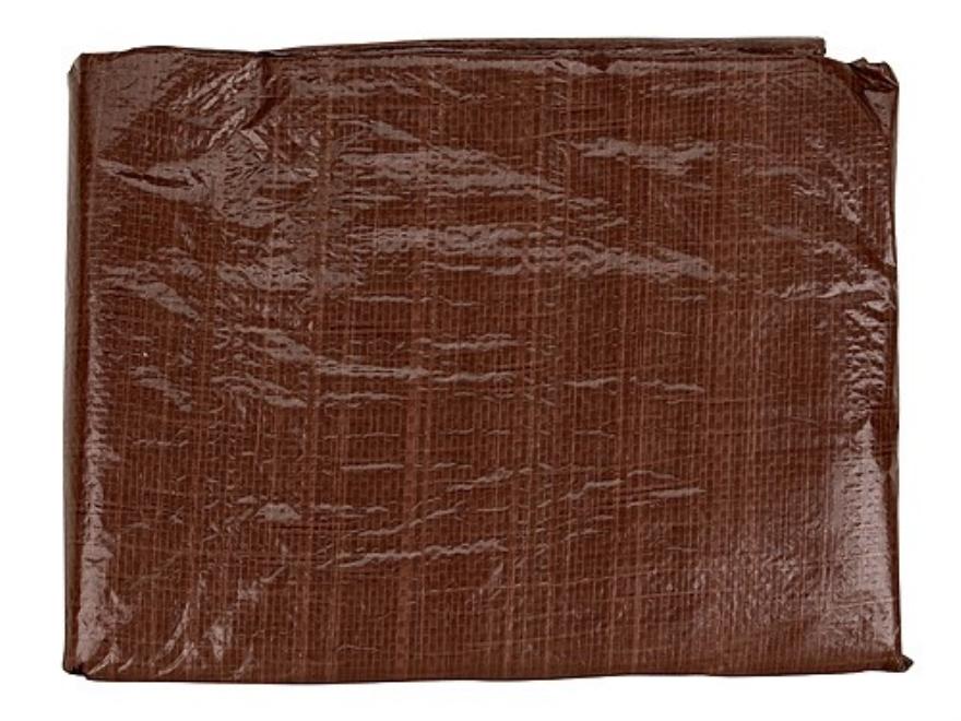 Texsport Tarp 12' x 16' Polyethylene Brown