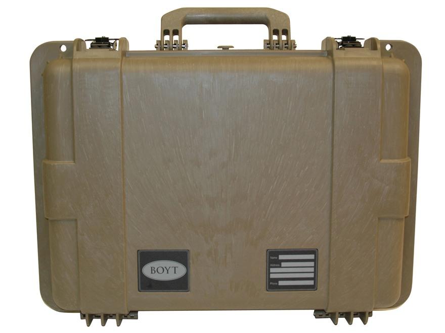 "Boyt H20 Deep Pistol Case 22"" Flat Dark Earth"